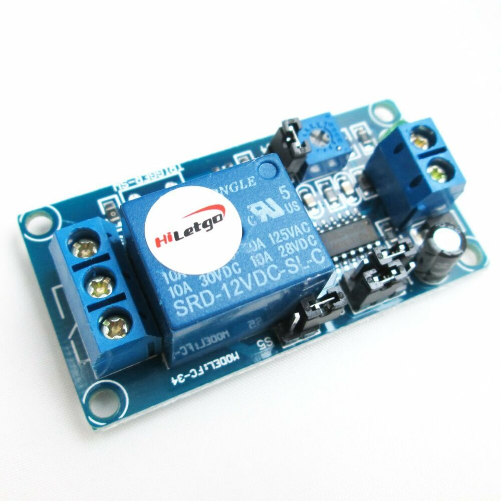 With Time Delay Circuit Schematic Additionally Time Delay Relay