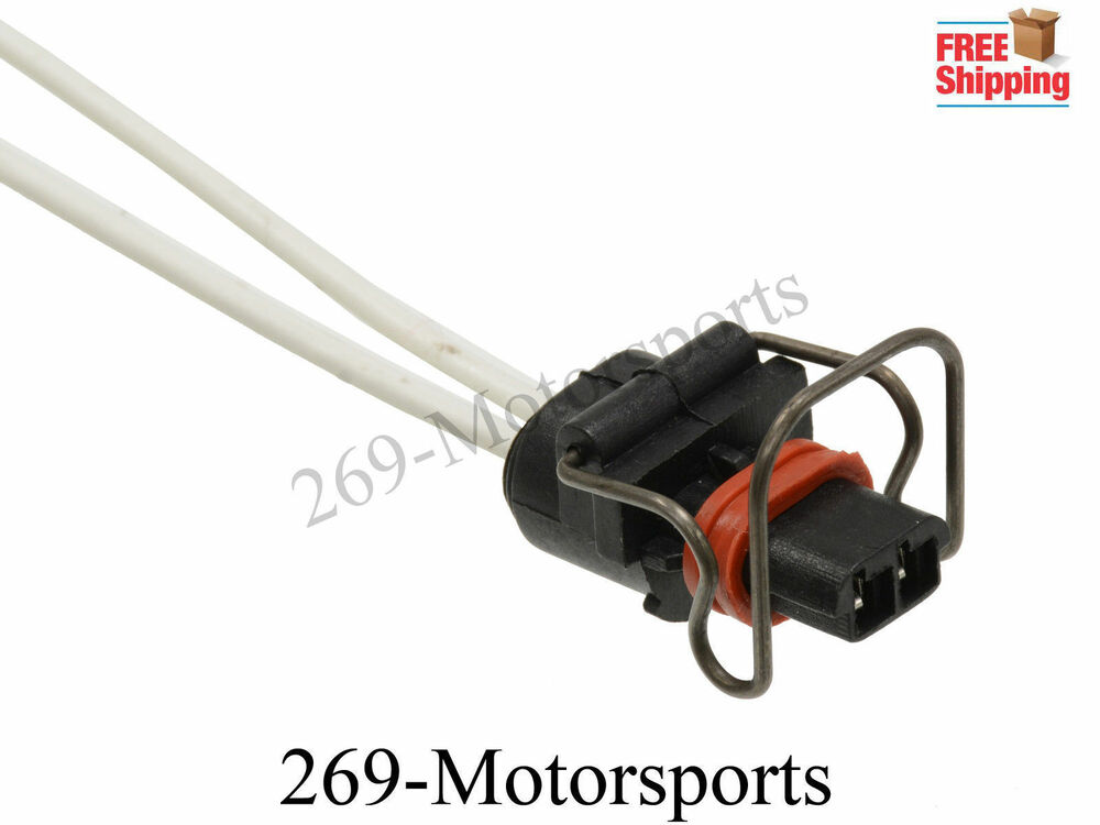 1 x connector pigtail harness for ford 6 0l 7 3l powerstroke vgt ipr valve ebay