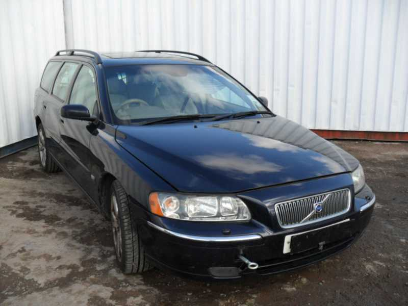 volvo v70 d5 manual 2005 breaking ebay. Black Bedroom Furniture Sets. Home Design Ideas