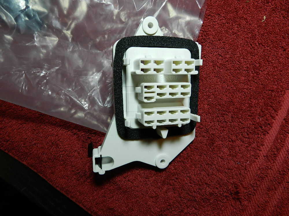 New Rally  Standard Dash Harness Bulkhead Block 70