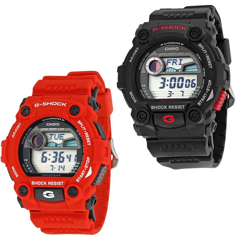 Casio g shock g rescue watch ebay for Watches g shock