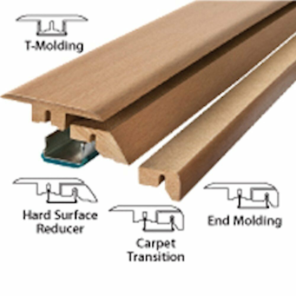 2 Traditional Living 4 In 1 Transition Molding 39 3 8