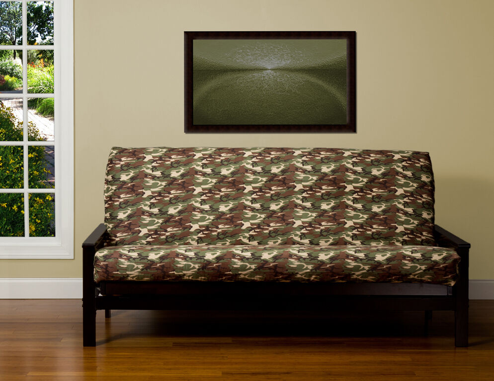 Galaxy Camo Camouflage Sis Futon Cover Choose Size Ebay