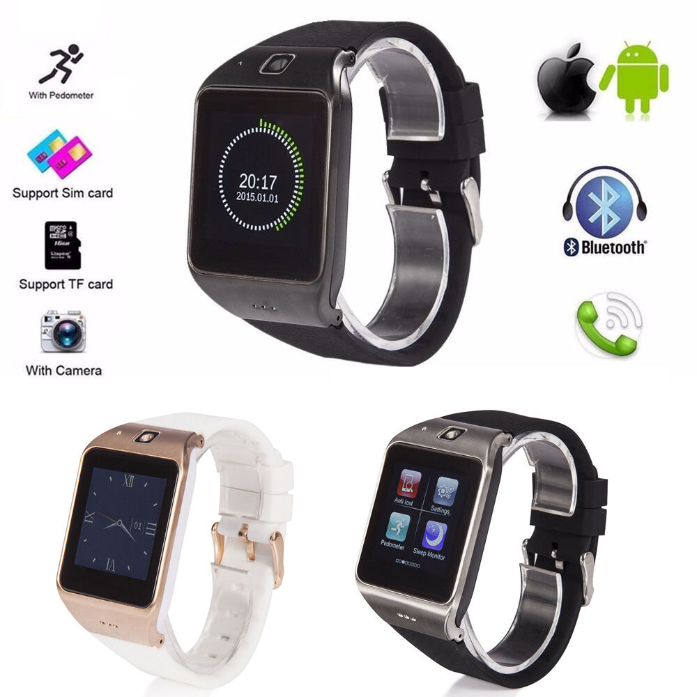 LG118 Bluetooth Smart Watch Phone mate for Android IOS Samsung HTC