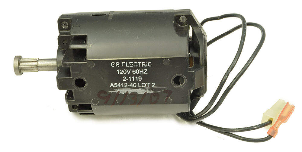 Tristar Canister Vac Cleaner Power Nozzle Motor Co 1119 Ebay