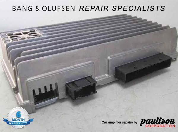 read audi a4 a5 s5 q5 bang olufsen amplifier repair. Black Bedroom Furniture Sets. Home Design Ideas