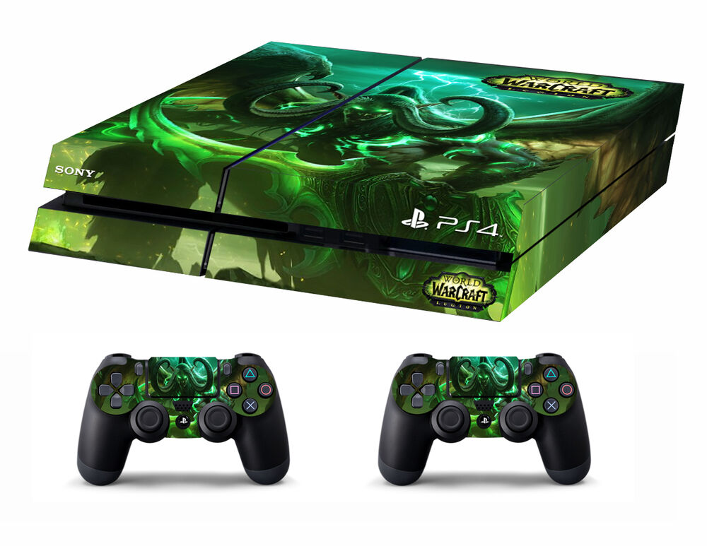 world of warcraft ps4