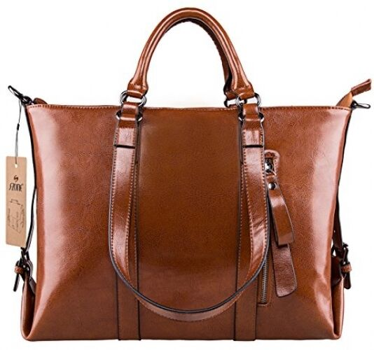 Hobo Women Vintage Genuine Leather Tote Shopping Business ...