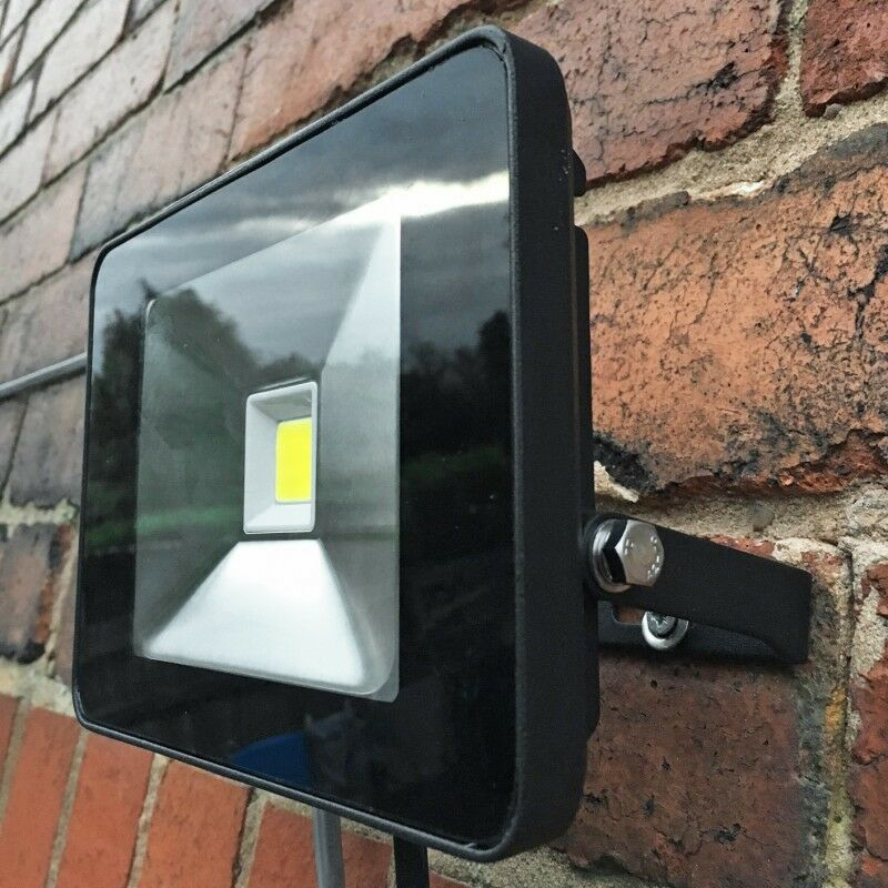 20w 200w Remote Control Energy Saving Led Security Light