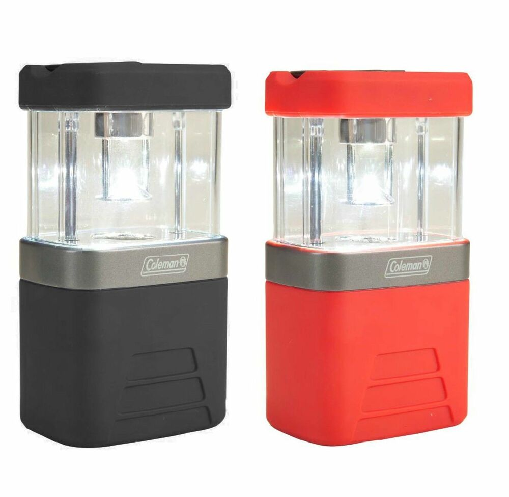 Coleman Collapsible Pack Away Led Mini Lantern 3 Light
