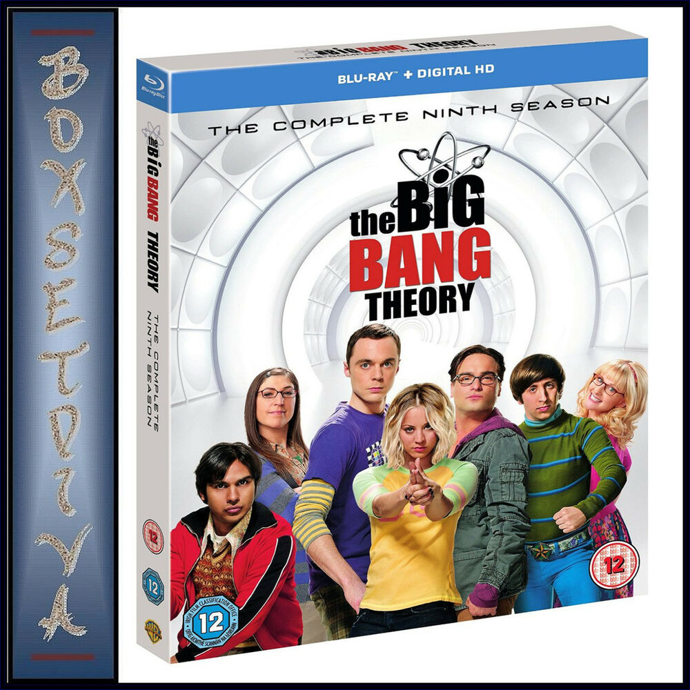 Big bang Theory s7 complete