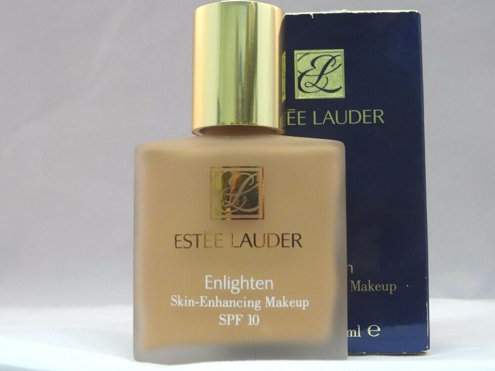 Enlightone: ESTEE LAUDER ENLIGHTEN SKIN-ENHANCING MAKEUP -10 RICH