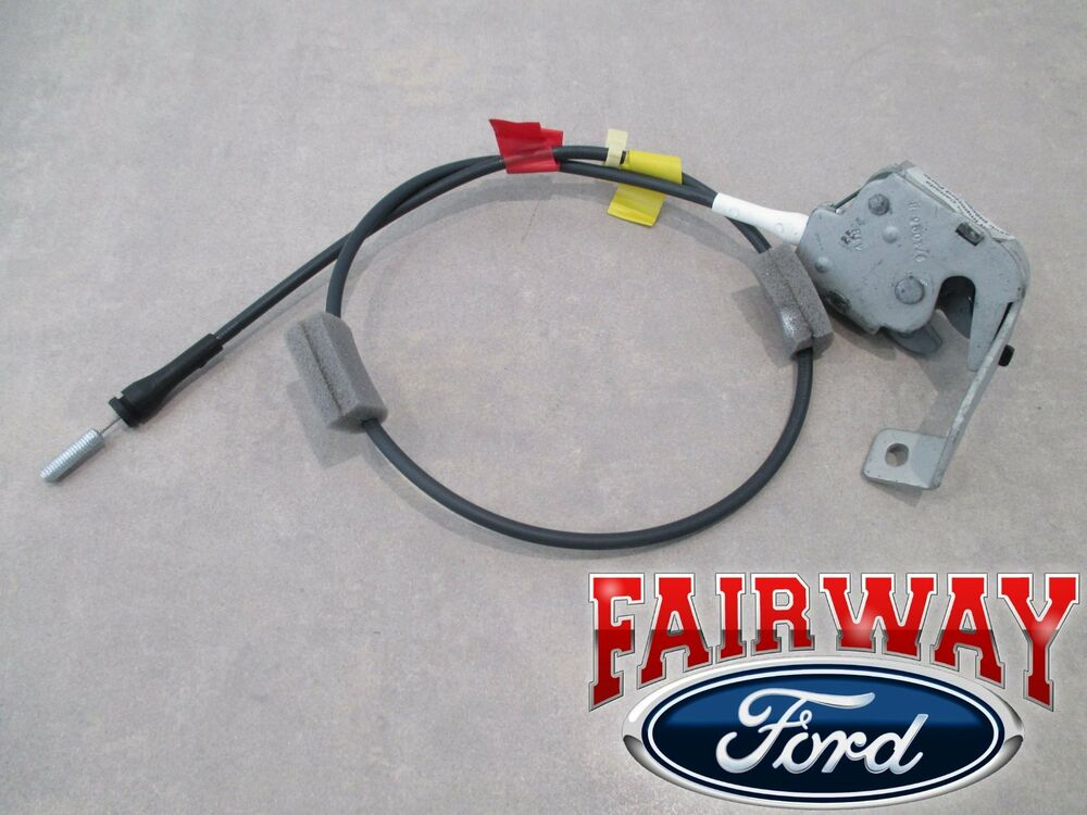 how to change dorr lock and latch on 2015 f150