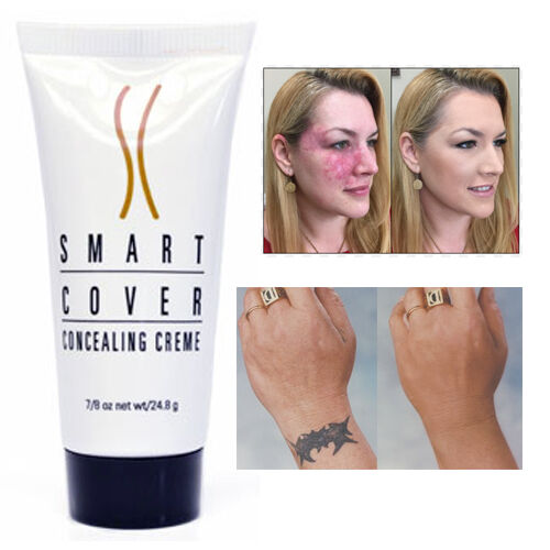 Smart Cover Makeup CONCEALING CREME FULL COVERAGE ... - photo #5