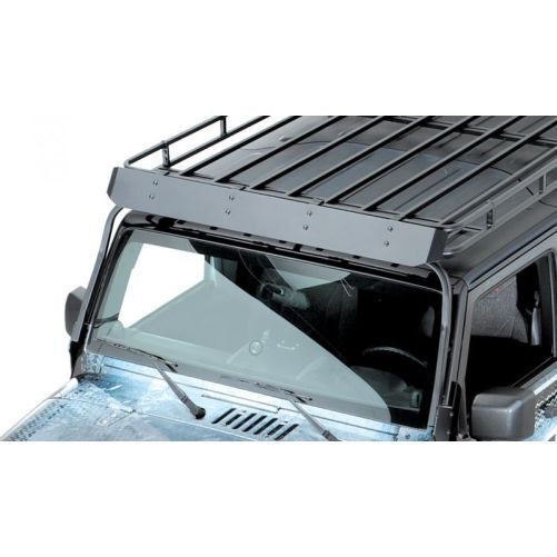 Garvin Industries 29964 Roof Rack Wind Deflector For 54 Quot W