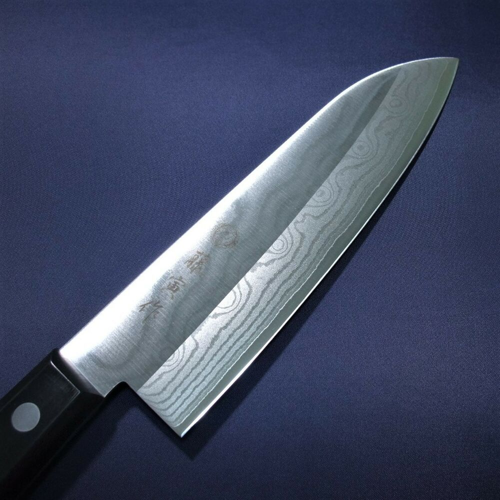 japanese santoku kitchen knife tojiro 37layer damascus vg10 kasumi made in japan ebay. Black Bedroom Furniture Sets. Home Design Ideas
