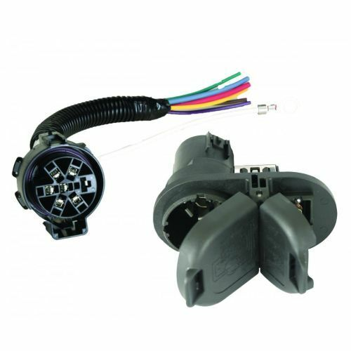 Hopkins multi tow connector w harness kit for