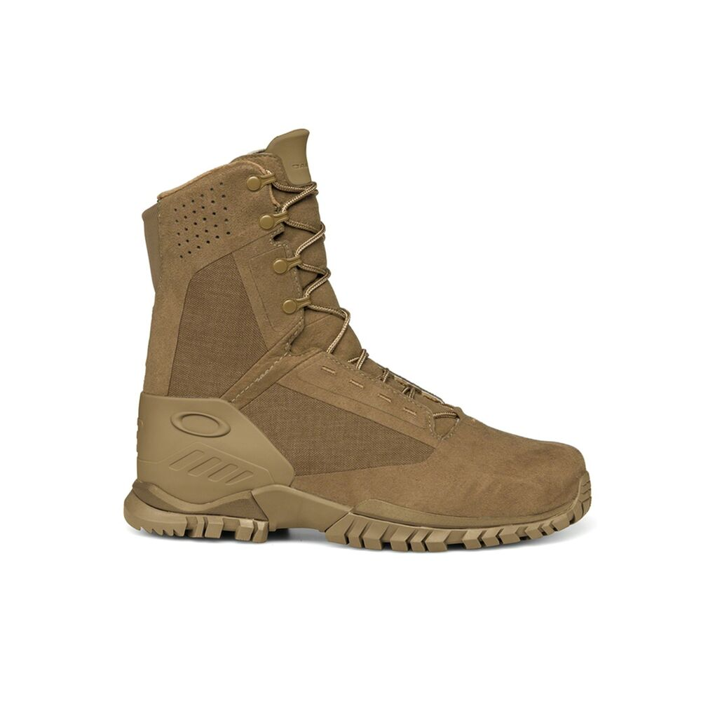 New Oakley Si 8 Coyote Assault Boot Sz 9 5 11 Desert Tan