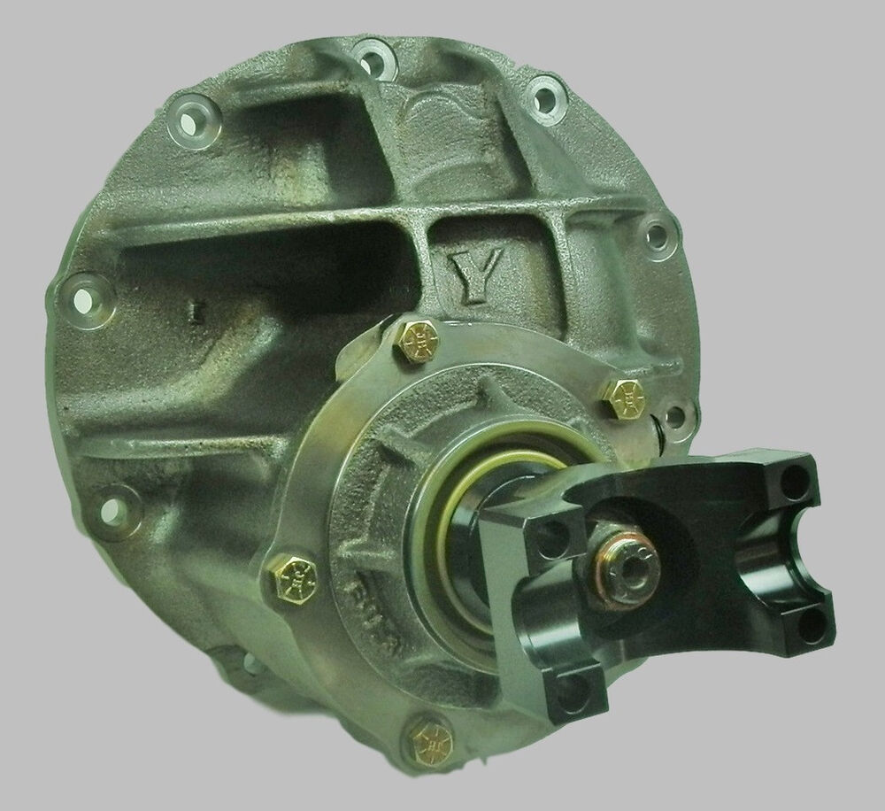 Nodular Iron 9 inch Ford Center Section, Circle Track ...