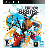 Winter Stars - Playstation 3 Game move compatible ** Complete **