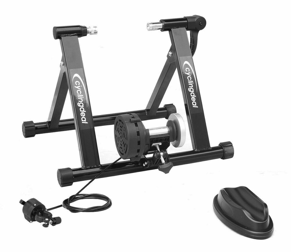 Indoor Bike Trainer Portable Exercise Bicycle Magnetic