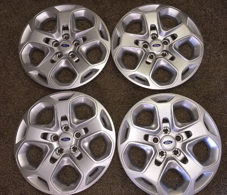 Set Of 4 7052 NEW 2010 2011 2012 Ford Fusion Hubcap ...