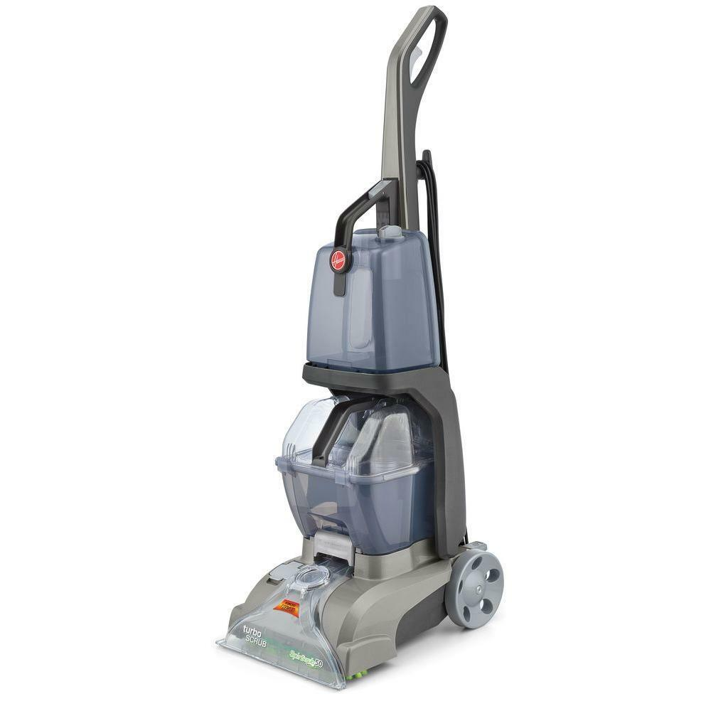 Hoover Turbo Scrub Carpet Cleaner Shampooer, Cleaning