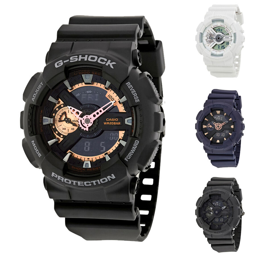 casio g shock mens and choose color ebay