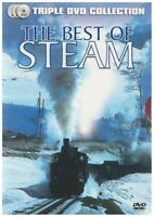 The Best Of Steam (DVD, 2006, 3-Disc Set)