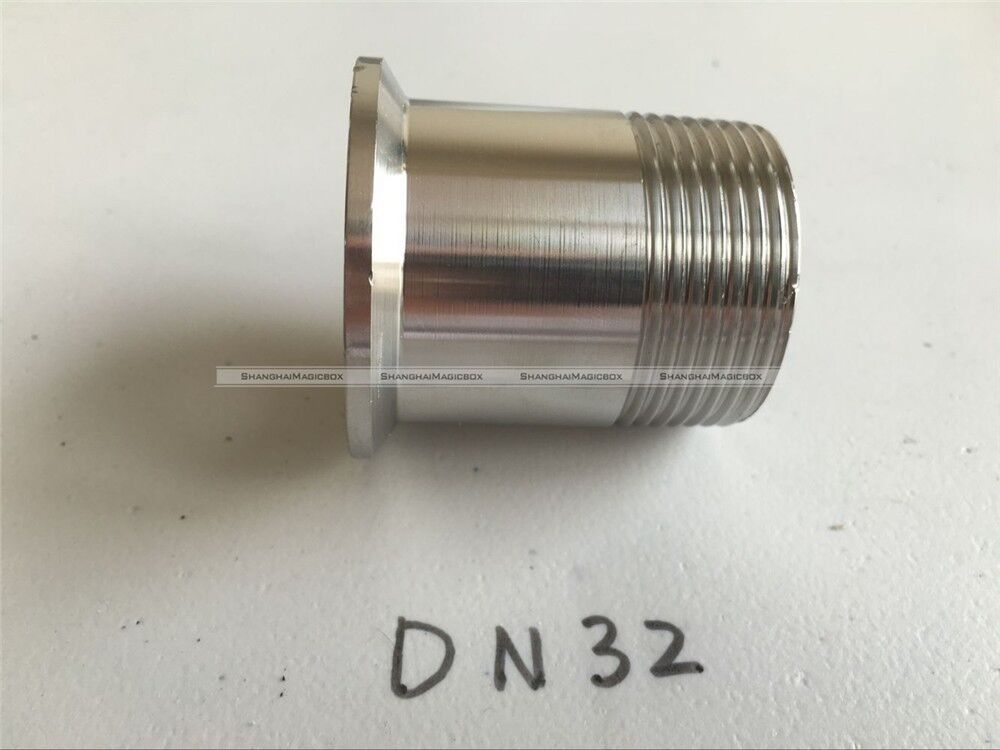 Dn sanitary male threaded ferrule pipe fitting to
