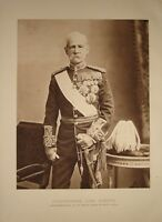 1900 FIELD MARSHAL LORD ROBERTS C - I - C BRITISH FORCES SOUTH AFRICA BOER WAR