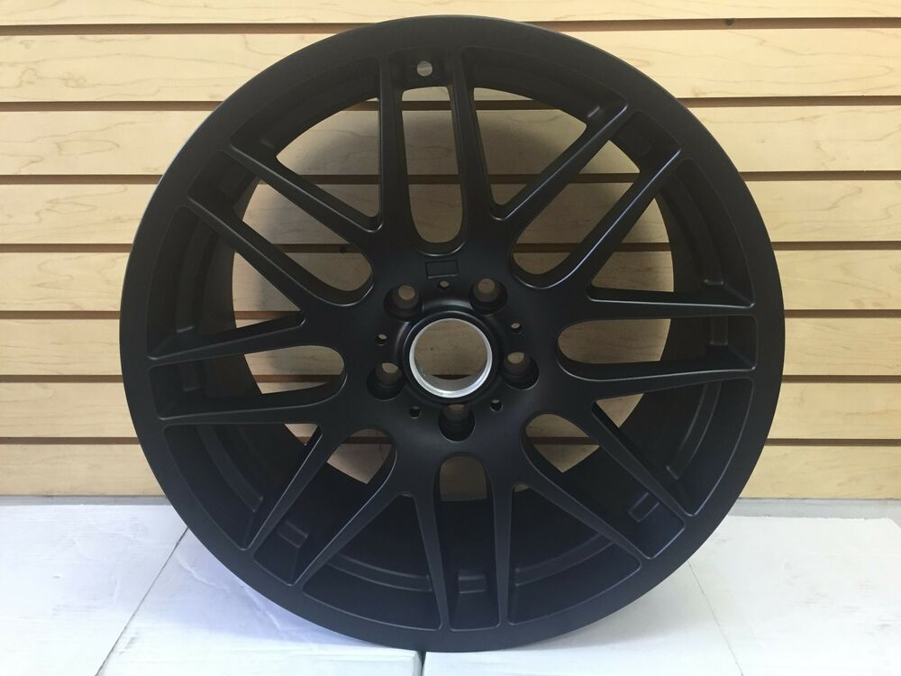 19 Quot Wheels For Bmw 328xi 325xi 330xi 335xi 19x8 5 Inch
