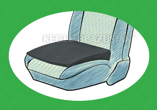 seat support wedge height booster car cushion fit citroen ebay. Black Bedroom Furniture Sets. Home Design Ideas