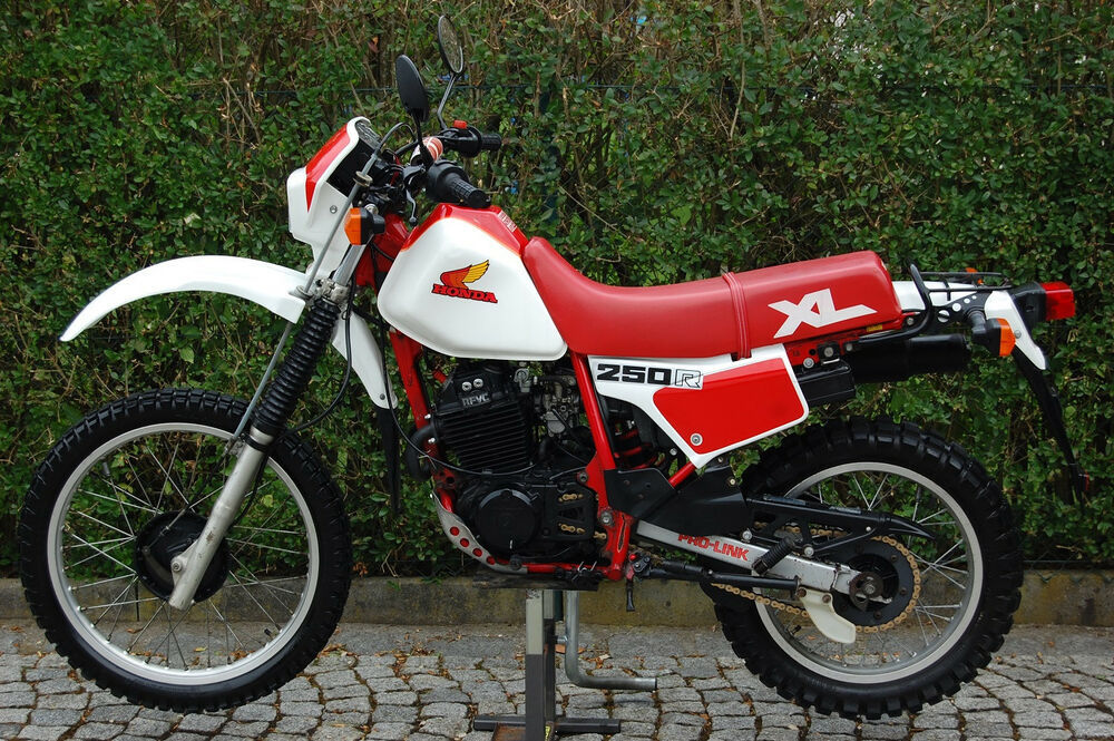 vintage honda enduro fuel tank wing decal stickers 125 250. Black Bedroom Furniture Sets. Home Design Ideas