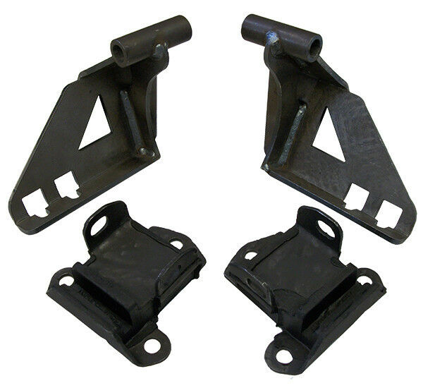 1949 54 Chevy Belair Motor Mount Bracket Set Side Mount