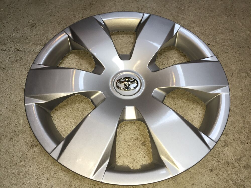 61137 2007 08 09 10 11 12 New Toyota Camry Hubcap 16 Quot Inch Wheel Cover Ebay