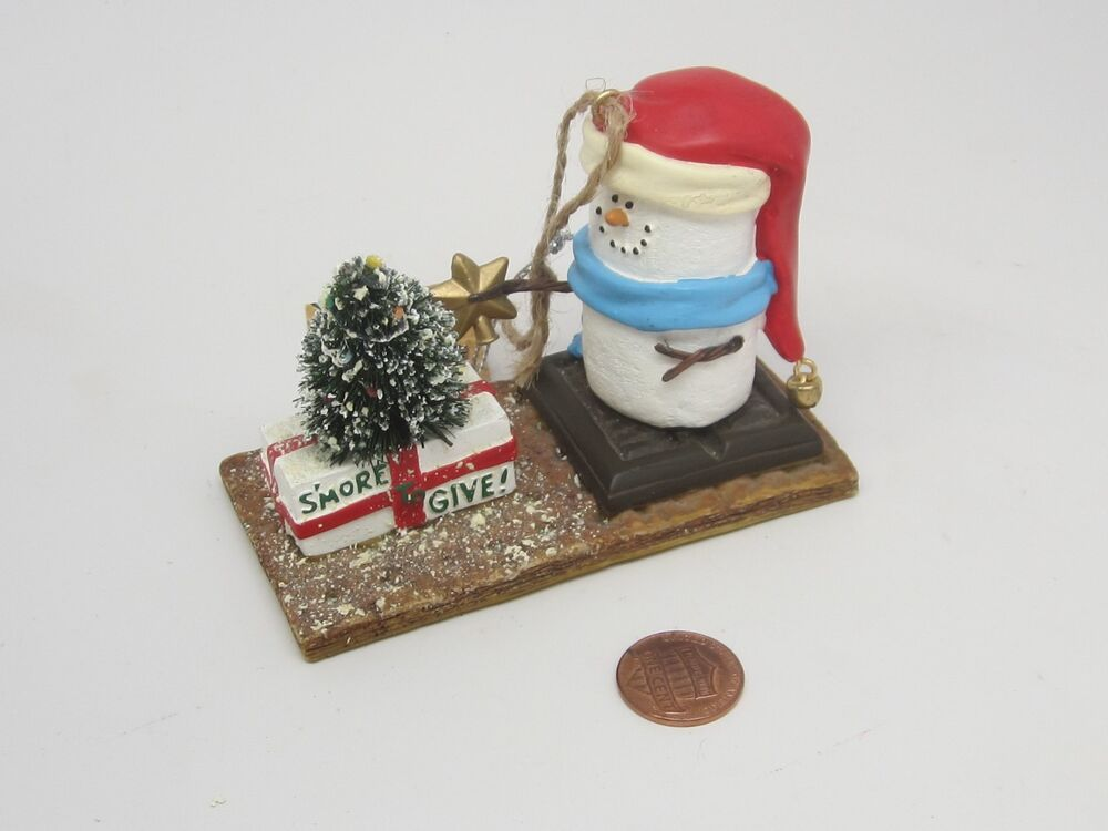 THE S'MORES ORIGINAL Christmas TREE Ornament GIVE