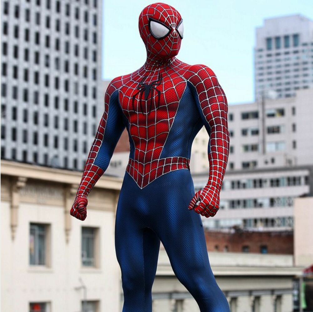 Make it Real Archives - Page 3 of 3 - Hacksmith Industries |Black Spiderman Costume Replica