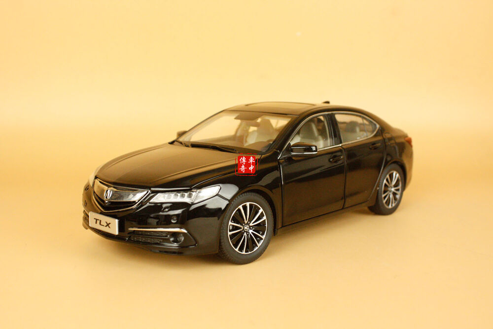 1:18 Acura TLX Die Cast Model BLACK color | eBay