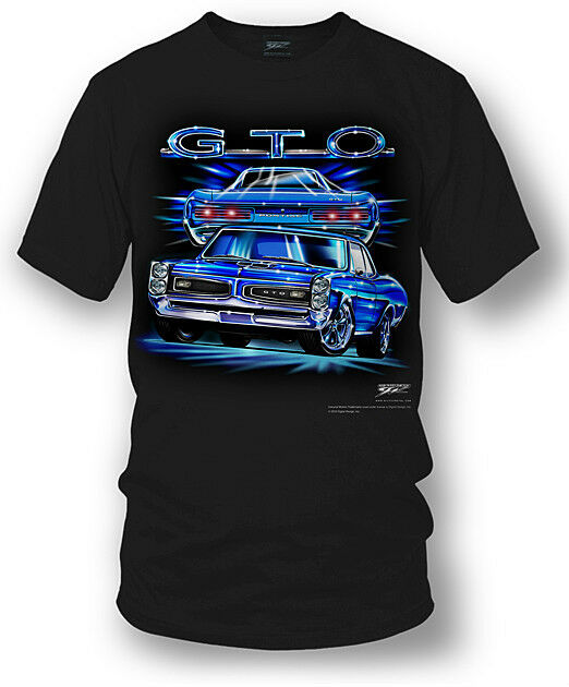 wicked metal gto shirt pontiac gto shirt muscle car. Black Bedroom Furniture Sets. Home Design Ideas