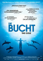 Die Bucht - The Cove - A1 Filmplakat
