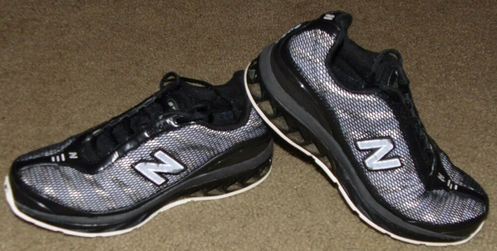 Womens New Balance NB ZIP 8505 Running Shoes Size 7 Black