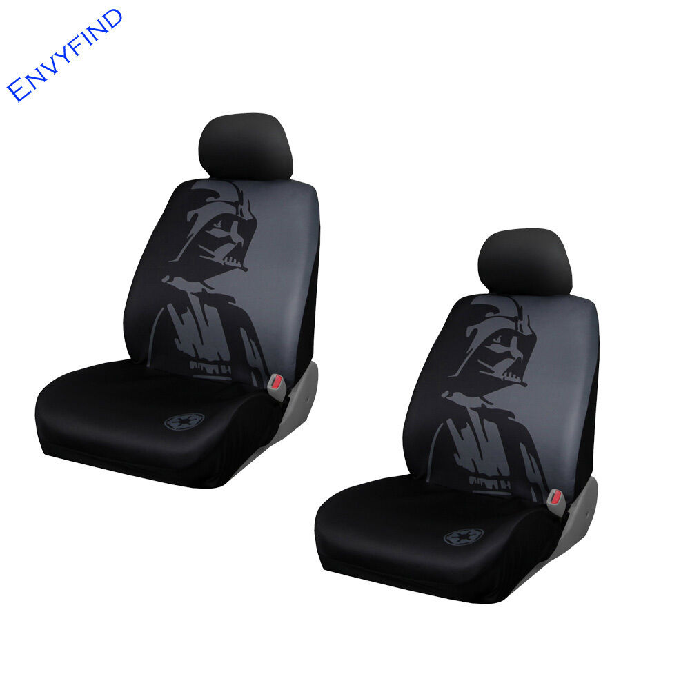 New Front Lowback Seat Covers Disney Star Wars Darth Vader
