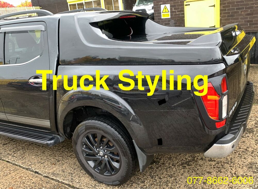 nissan navara np300 hard top tonneau lid 2016 models ebay. Black Bedroom Furniture Sets. Home Design Ideas