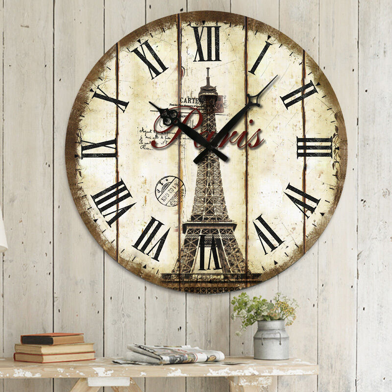 French Country Wall Decor Kitchen : Retro vintage design french country paris chic home
