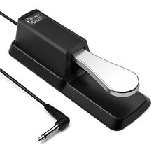 Donner Keyboard Sustain Pedal for Yamaha Casio Korg Roland Electronic Piano
