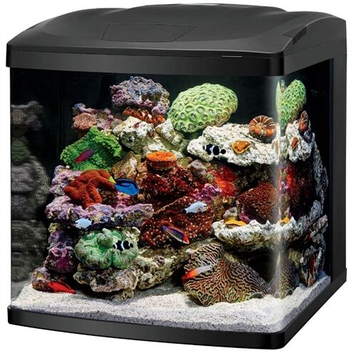 coralife size 32 led biocube aquarium new upgraded model ebay. Black Bedroom Furniture Sets. Home Design Ideas