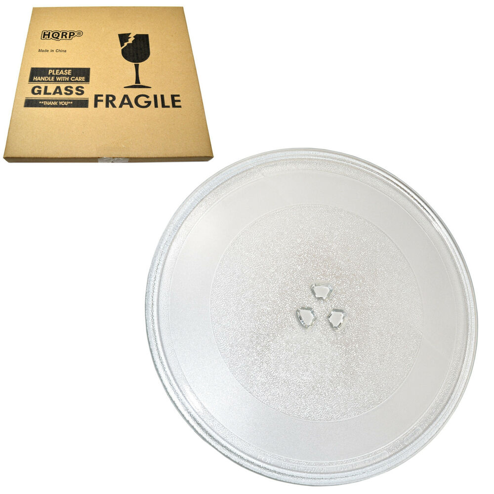 12 3 4 Inch Gl Turntable Tray For Ge Wb49x10074 Wb49x10129 Microwave Plate Ebay
