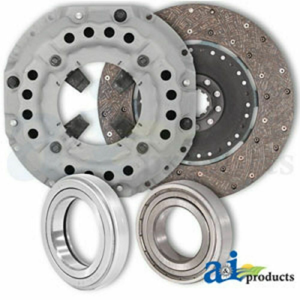 Ford 5900 Tractor Parts : A clk ford tractor clutch kit