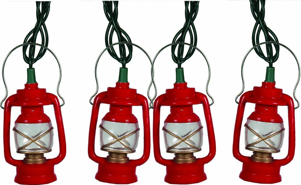 String Of Lantern Lights Indoor : Patio String Lights Outdoor Indoor Lantern RV Porch Night Light Camping Boat New eBay